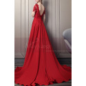 Elegant Long Ball Gown Dress With Sleeves - Ref L1933 - 04
