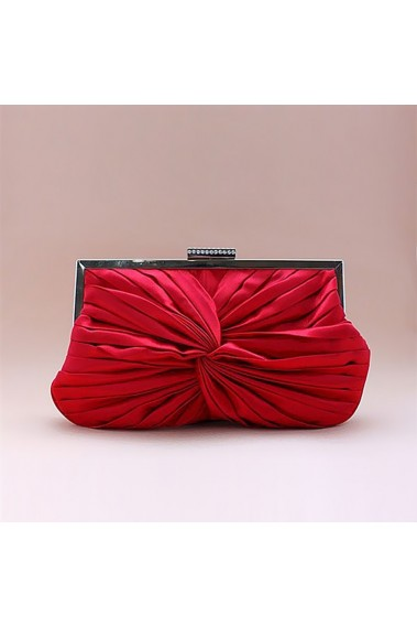 Evening party red cheap womens clutch - SAC039 #1