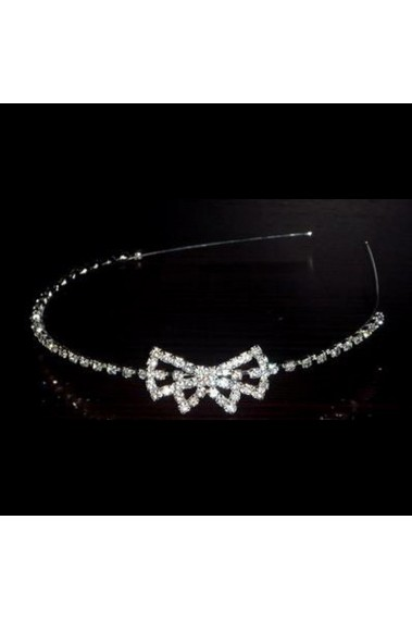 Beautiful rhinestones wedding headband - B015 #1