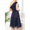 copy of Ruched-Bodice Short Party Dress - Ref C909 - 02