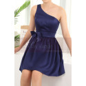 copy of Ruched-Bodice Short Party Dress - Ref C911 - 05