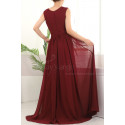 copy of Beautiful Raspberry Formal Evening Gowns With An Open Back - Ref L1958 - 02