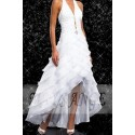 White Fashion Dress For Special Occasion - Ref P002 - 02