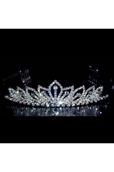 Diademe Glass Strass D014 - D014 #1