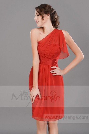 copy of Dress marron intense - C563Promotion #1