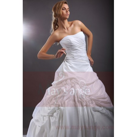 Robe de mariée Chantilly - Ref M053 - 02