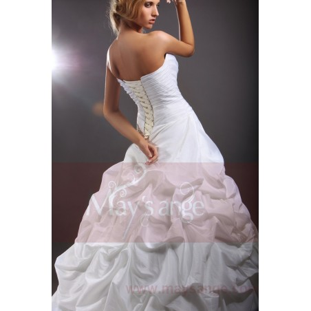 Robe de mariée Chantilly - Ref M053 - 03