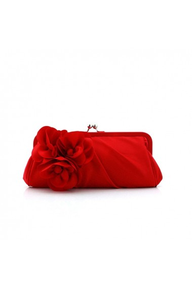 Pretty chic red engagement clutch bags - SAC265 #1