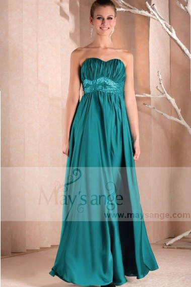 Long bridesmaid dress - Prom and evening dresses  Insolent - L251 #1