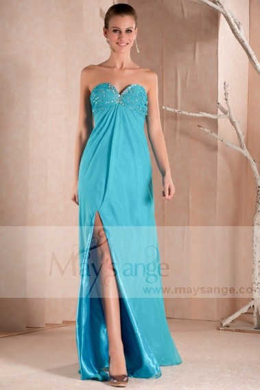 Evening gown dresses Big Sea      - L262 Promo #1