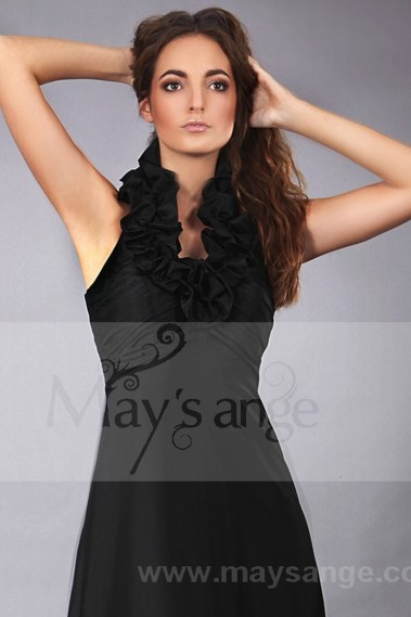 Evening Dress with straps - Dress Neptune - L192 #1