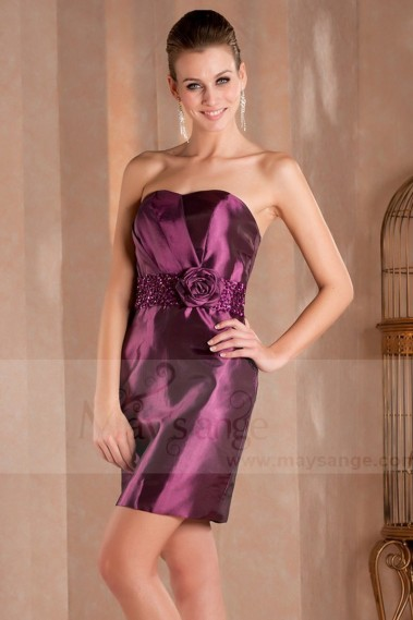 Short evening dress - Cocktail dresses C252 - C252 #1