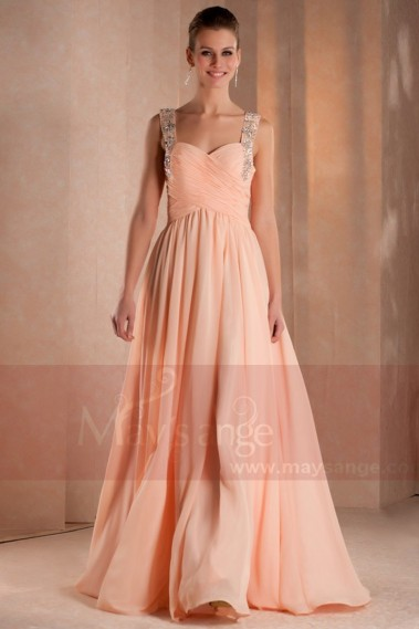 Long bridesmaid dress - Long dress L285 - L285 #1