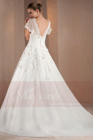 Spring bridal gown - M311 #1