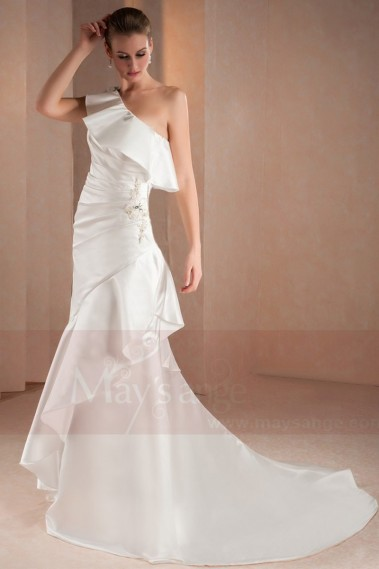 Long wedding dress - Bridal gown Helen - M330 #1