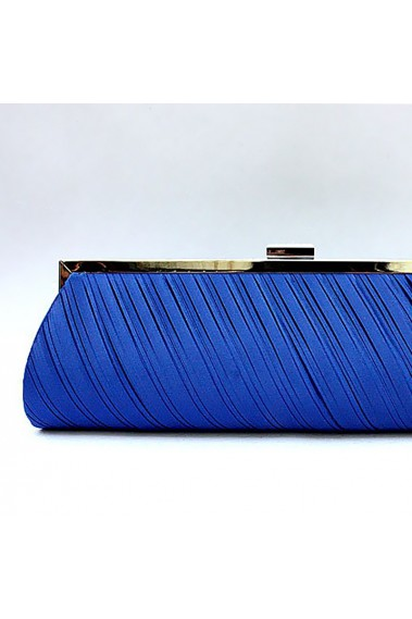 Promotion royal blue clutch bag - SAC136 Promo #1