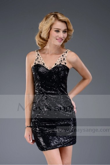 sale black cocktail dress C529 - C529 Promo #1