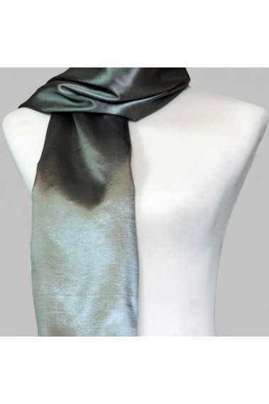 Sparkly silver best scarves for women - ETOLE06 #1