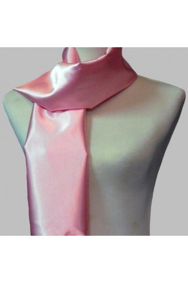 Beautiful pink cashmere evening wrap - ETOLE20 #1
