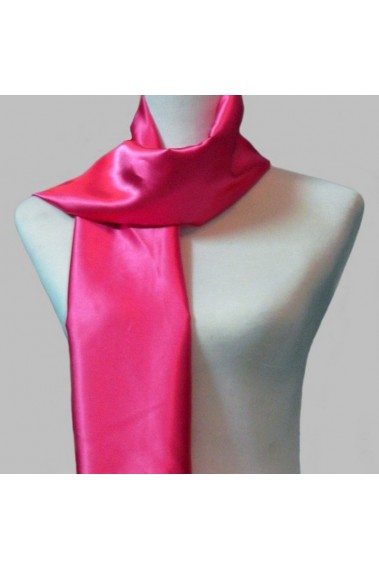 Cheap pink cashmere scarf thick satin - ETOLE27 #1