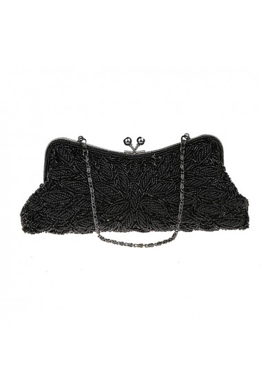 Cheap fashion black best evening bags - SAC373 #1