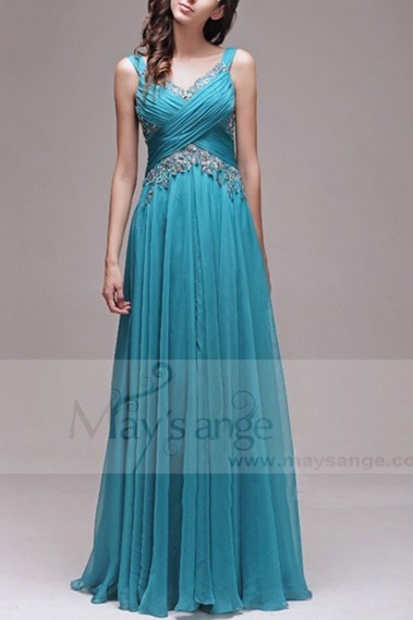 Long Dress for Wedding - L734 - L734 #1