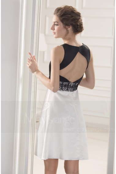 Backless cocktail dress - C785 - C785 #1