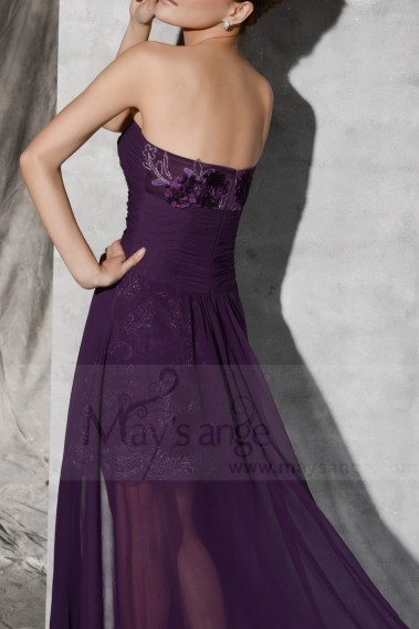 Long bridesmaid dress - C802 - C802 #1