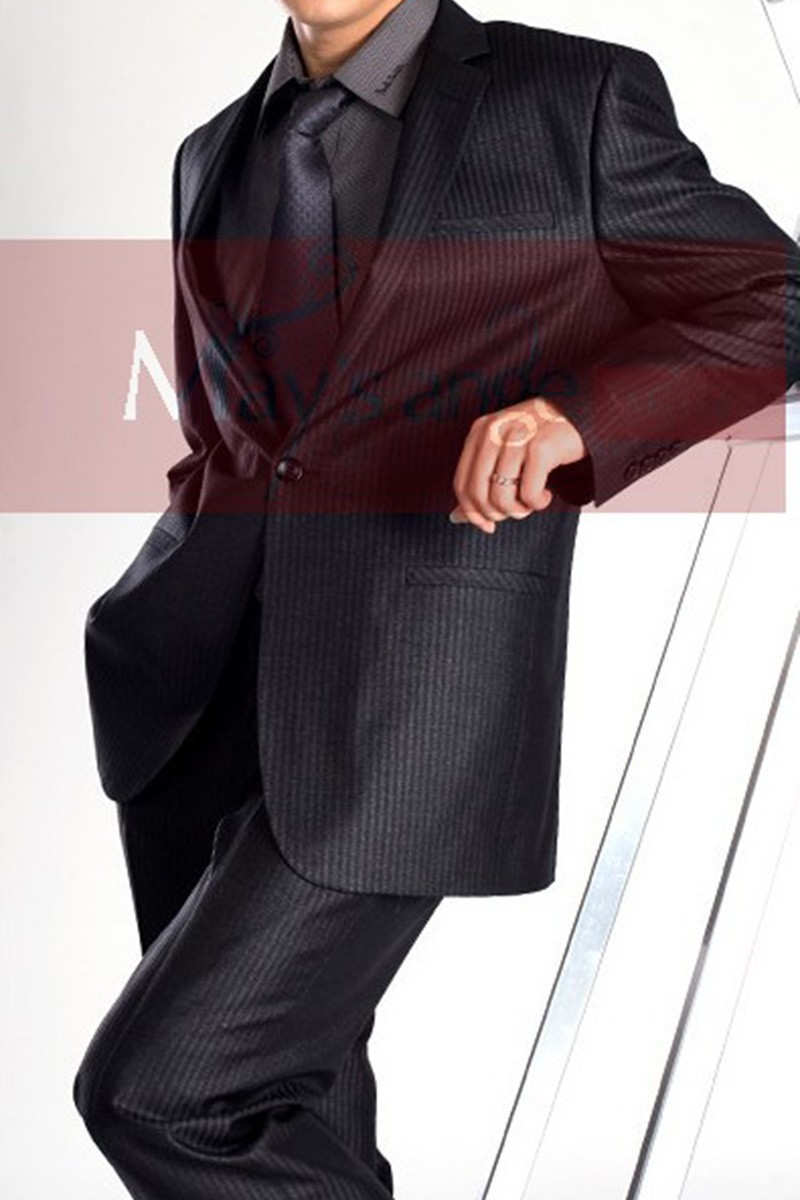 Serious and classic Suit - Ref MEN006 - 01