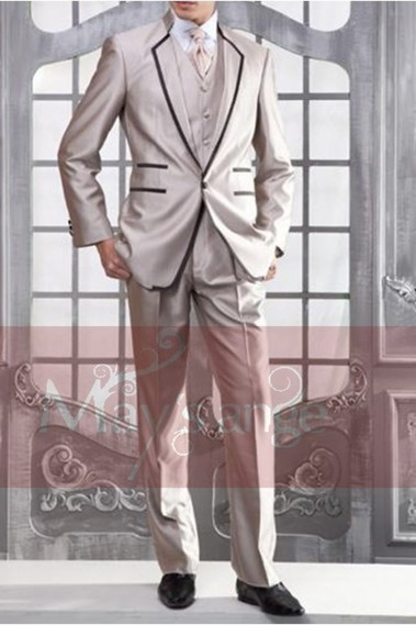 Contemporary Suit - MEN007 #1