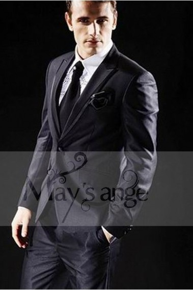 Gentleman Suit - MEN014 #1