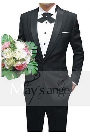 Elegant Suit  - MEN031 #1