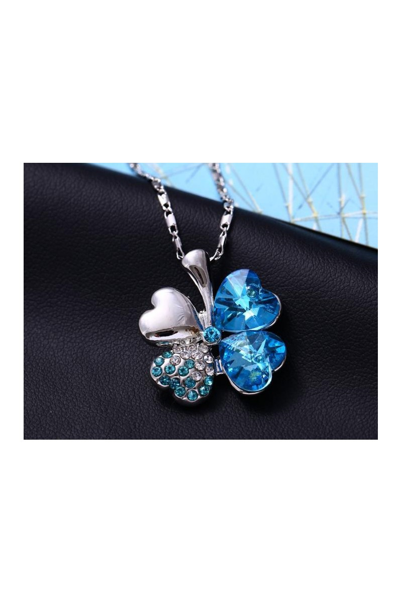 Bijoux F050   blue lake - Ref F050 - 01
