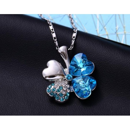 Bijoux F050   blue lake - Ref F050 - 02