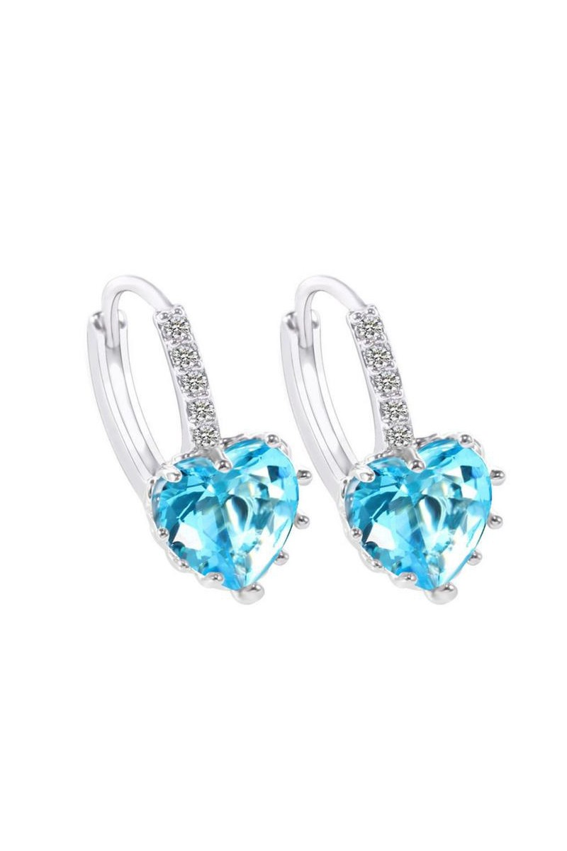 Blue Butterfly Earings B058 - Ref B058 - 01