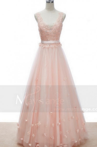 Long bridesmaid dress - L721 - L721 #1