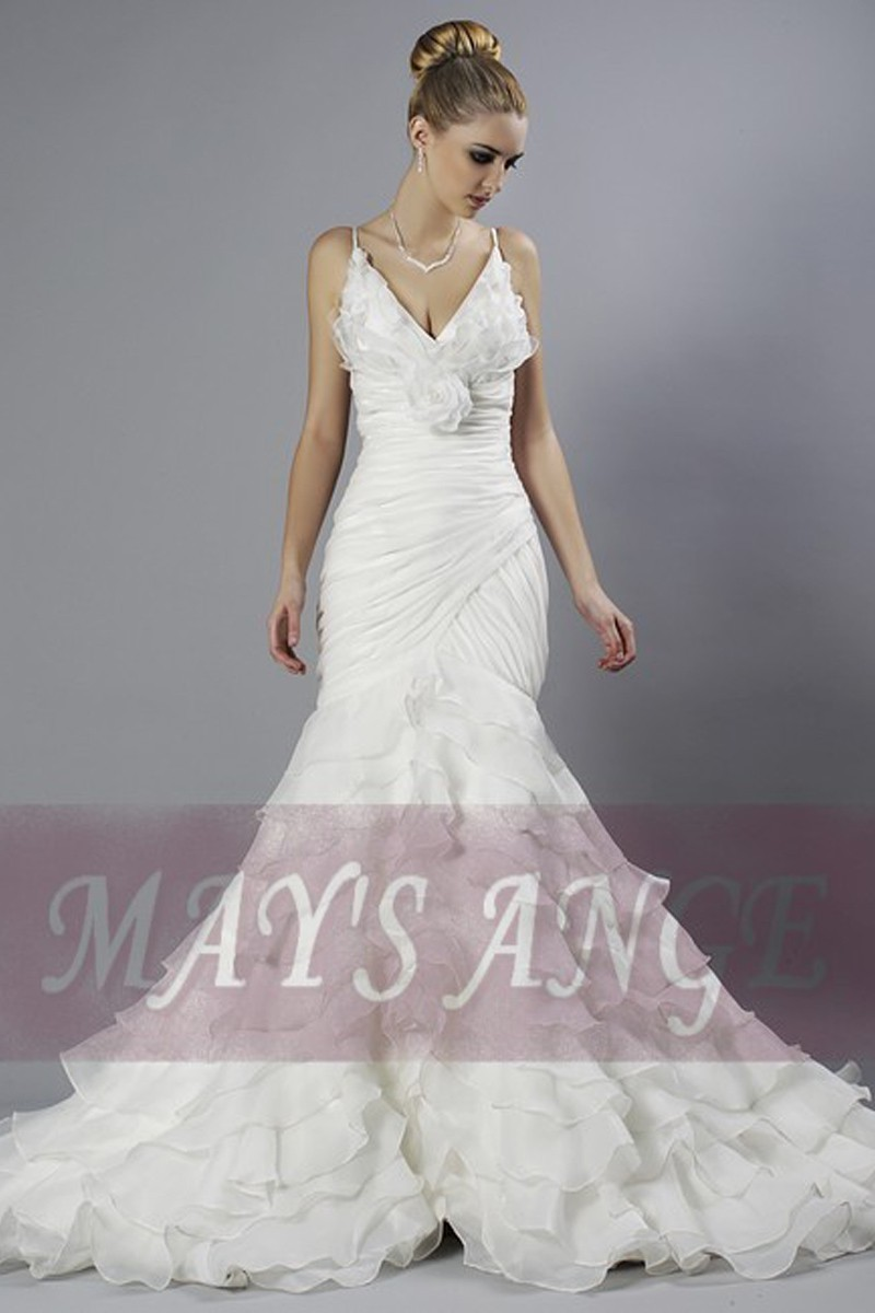 Robe Sirène des mers - robe de mariage ? may's ange