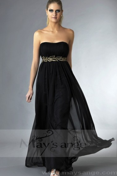 Elegant Evening Dress - Dress Daphné - L163 #1