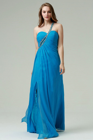 Formal evening dresses Ocean - L301 #1